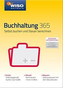 WISO Buchhaltung 365 [PC]