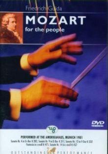 Gulda Friedrich - Mozart for The People