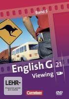 English G 21 - Ausgaben A (5- und 6-jährige Sekundarstufe I), B und D / Band 5: 9. Schuljahr - Viewing: Video-DVD