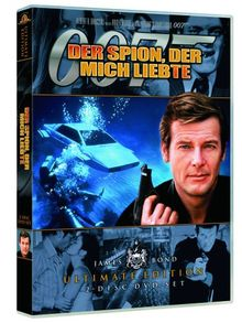 James Bond 007 Ultimate Edition - Der Spion, der mich liebte (2 DVDs)