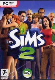 Les sims 2 - édition speciale DVD