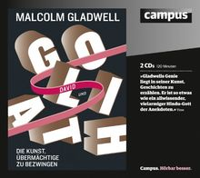 David und Goliath: Die Kunst, Übermächtige zu bezwingen