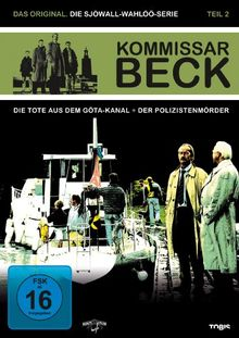 Kommissar Beck - Das Original.Die Sjöwall-Wahlöö-Serie, Teil 2 [2 DVDs]