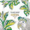 Brésil : Petit livre à colorier & pensées à méditer