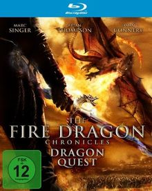 The Fire Dragon Chronicles - Dragon Quest [Blu-ray]