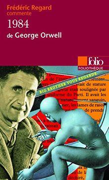 1984 de George Orwell (Foliotheque)