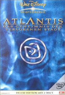 Atlantis (Walt Disney) - Deluxe Edition (2 DVDs) [Deluxe Edition] [Deluxe Edition]