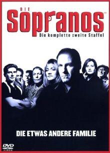 Die Sopranos - Die komplette zweite Staffel [4 DVDs]