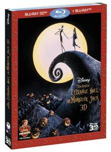 L'étrange noël de monsieur jack [Blu-ray]