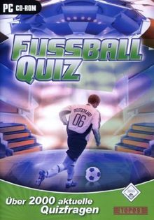Fussball Quiz - Über 2000 aktuelle Quizfragen