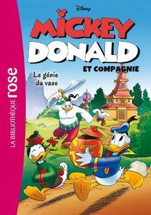 Mickey, Donald et compagnie, Tome 5 : Le génie du vase