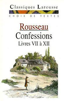 Confessions: Livres 7-12 (Classiques Larousse)
