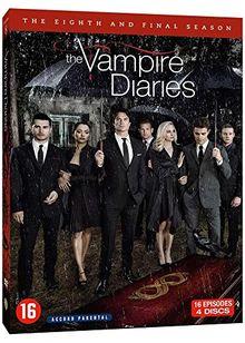 Vampire Diaries - Seizoen 8 (1 DVD)