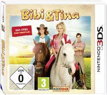 Bibi & Tina - Das Spiel zum Kinofilm - [Nintendo 3DS]