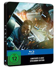 Tenet Limited Steelbook (Blu-ray)