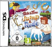 Bibi & Tina - Jump & Ride [Software Pyramide] - [Nintendo DS]