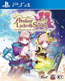 Atelier Lydie & Suelle: The Alchemists and the Mysterious Paintings [Playstation 4]