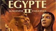 EGYPTE LA PROPHESIE II D'HELIOPOLIS