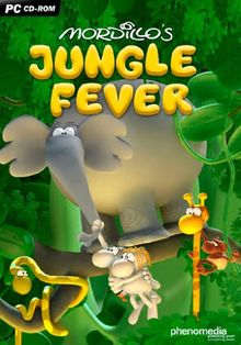 Mordillo's Jungle Fever