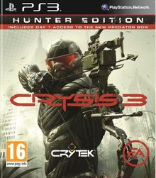 Third Party - Crysis 3 édition Hunter Occasion [PS3] - 5030931109645