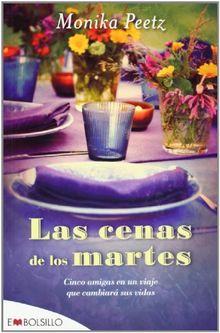 Las cenas de los martes (EMBOLSILLO)
