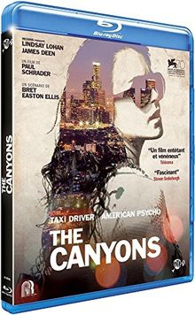 The Canyons - Edition limitée Blu-Ray