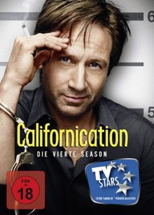 Californication - Die vierte Season (im Pappschuber) [2 DVDs]