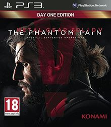 MGS V THE PHANTOM PAIN DAY 1 PS3 FR