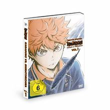 Haikyu!! Season 3 - DVD 1 (Episode 01-06)