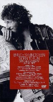 Born To Run (30th Anniversary Edition / CD + 2 DVD)