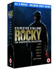 Rocky The Complete Saga [6 DVDs] [UK Import]