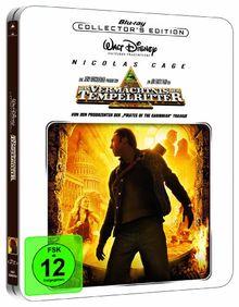 Das Vermächtnis der Tempelritter - Steelbook [Collector's Edition] [Blu-ray]