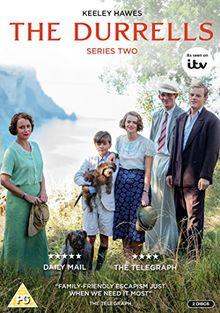The Durrells - Series 2 [2 DVDs] [UK Import]