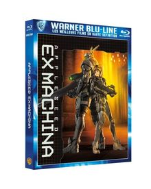 Appleseed : Ex Machina [Blu-ray] [FR Import]