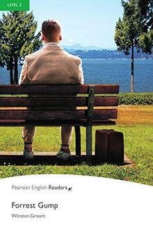 Forrest Gump - Leichte Englisch-Lektüre (A2) (Pearson Readers - Level 3)