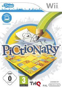 Pictionary (uDraw GameTablet erforderlich)