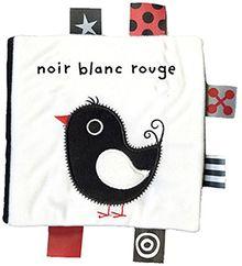 Noir Blanc Rouge (Tb.Livre Tissu)