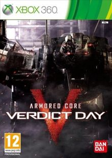 Armored Core: Verdict Day - [Xbox 360]