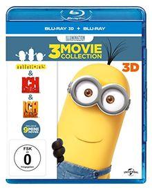 Minions Box (+Blu-ray) (+3D-Blu-ray)