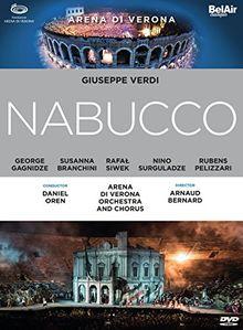 Verdi: Nabucco [DVD]
