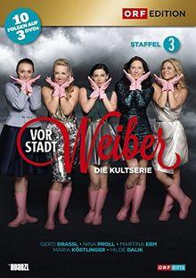 Vorstadtweiber: Staffel 3 [Österreich-Version] [3 DVDs]
