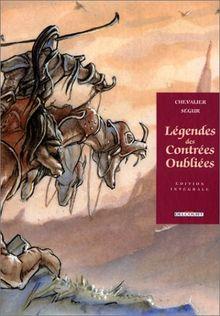 Legendes contr.oubliees intégrale t01-02-03