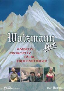 Watzmann Live 2005 [2 DVDs]