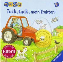 ministeps® Bücher: Tuck, tuck, mein Traktor!: Ab 18 Monaten
