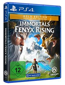 Immortals Fenyx Rising - Gold Edition (kostenloses Upgrade auf PS5) - [PlayStation 4]