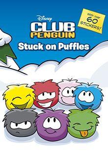 Club Penguin: Stuck on Puffles