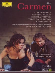 Bizet, Georges - Carmen [2 DVDs]