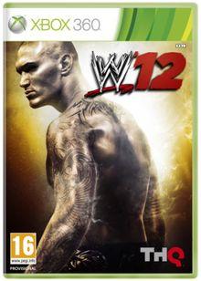 WWE 12 (PEGI-AT)