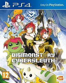 DIGIMON Story: Cyber Sleuth (Playstation 4) [UK IMPORT]