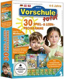 Vorschule total 2010/11